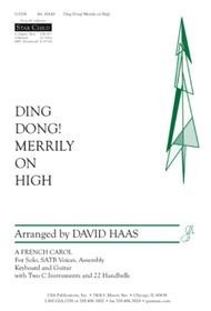 Ding Dong Merrily on High - Guitar edition