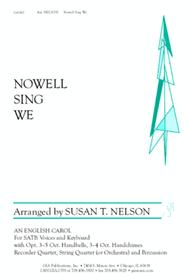 Nowell Sing We - Full Score and Recorder Parts