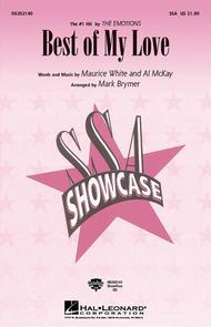 Best of My Love - ShowTrax CD