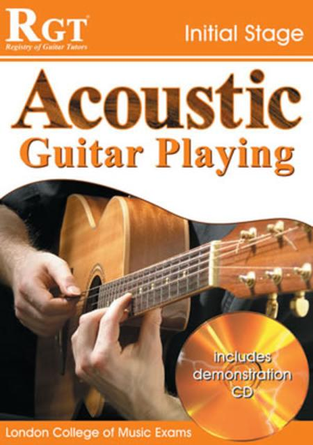 RGT - Acoustic Guitar Playing - Initial Stage