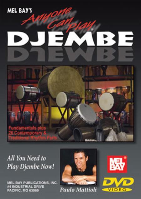 Anyone Can Play Djembe
