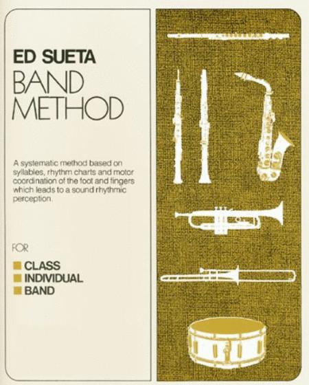 Ed Sueta Band Method - Baritone Treble Clef Book 1