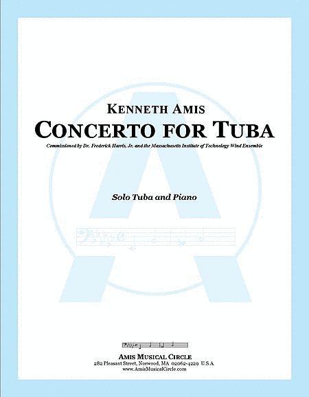 Concerto for Tuba and Piano