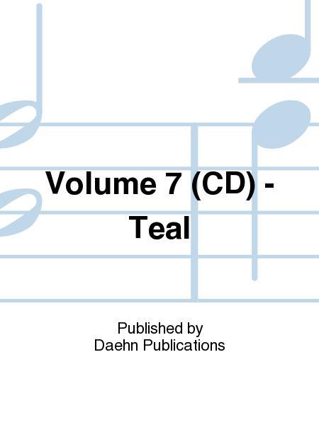 Volume 7 (CD) - Teal