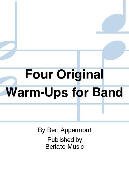 Four Original Warm-Ups for Band