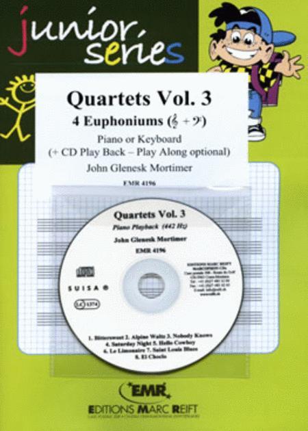 Quartets Volume 3