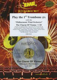 Play The 1st Trombone (Bass Key) With The Philharmonic Wind Orchestra