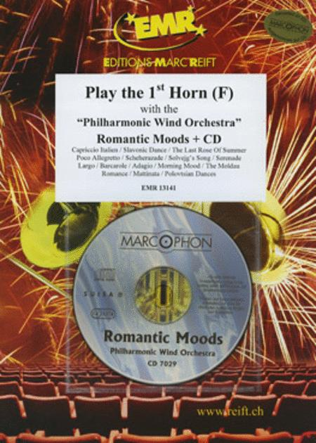 Play The 1st F Horn With The Philharmonic Wind Orchestra