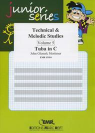 Technical & Melodic Studies Vol. 5