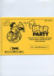 Beer Party - 1st/2nd Baritone BC