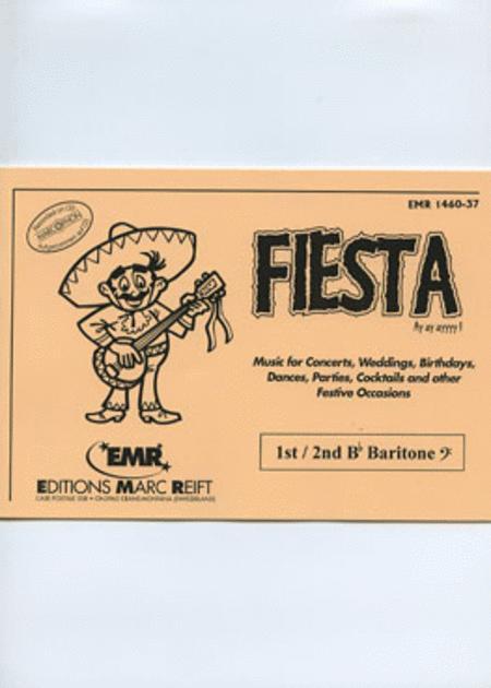 Fiesta - 1st/2nd Bb Baritone BC