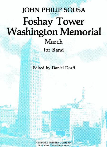 Foshay Tower Washington Memorial