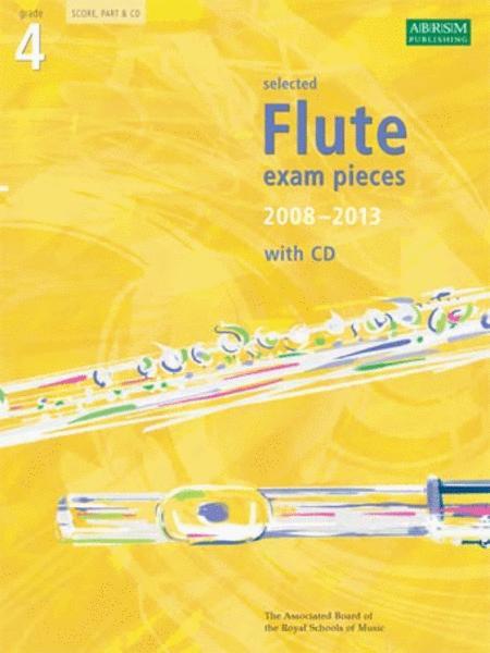 Grade 4 Selected Flute Exam Pieces 2008-2013