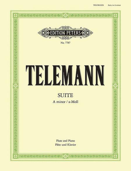 Georg Philipp Telemann: Suite in a minor