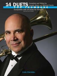 14 Duets For Trombone