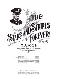 The Stars And Stripes Forever! March