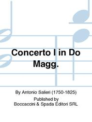 Concerto I in do magg.