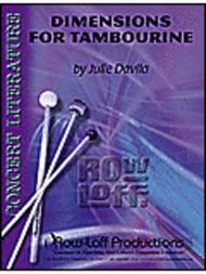 Dimensions For Tambourine