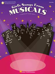 Girl's Songs from Musicals