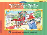 Music for Little Mozarts -- Little Mozarts Go to Hollywood, Book 1-2