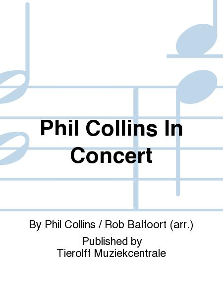 Phil Collins In Concert