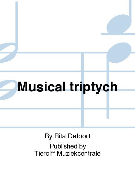 Musical triptych