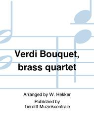 Verdi Bouquet, brass quartet