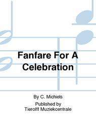 Fanfare For A Celebration