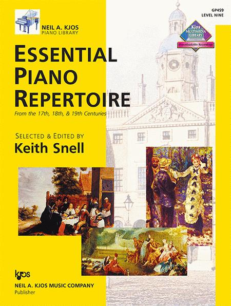 Essential Piano Repertoire - Level Nine