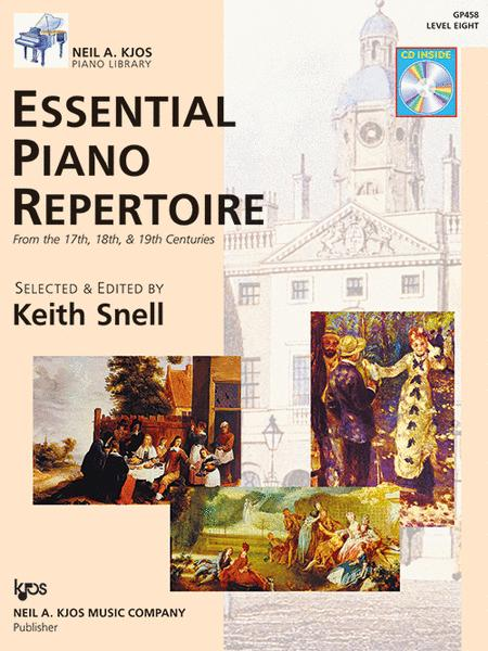 Essential Piano Repertoire - Level Eight