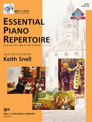 Essential Piano Repertoire Level Six