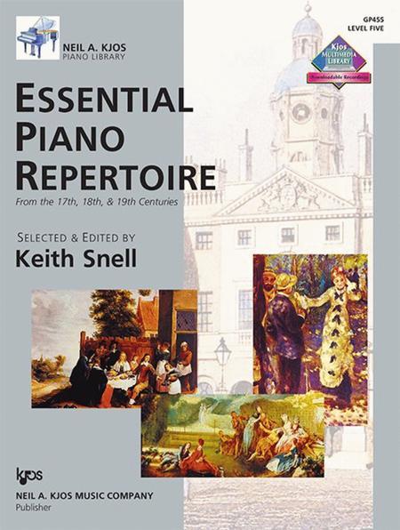 Essential Piano Repertoire - Level Five