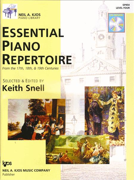 Essential Piano Repertoire - Level Four