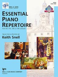 Essential Piano Repertoire - Level Two