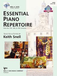 Essential Piano Repertoire - Level Ten