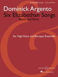 Six Elizabethan Songs
