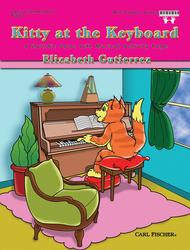 Kitty at the Keyboard