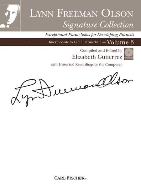 Lynn Freeman Olson Signature Collection - Volume 3
