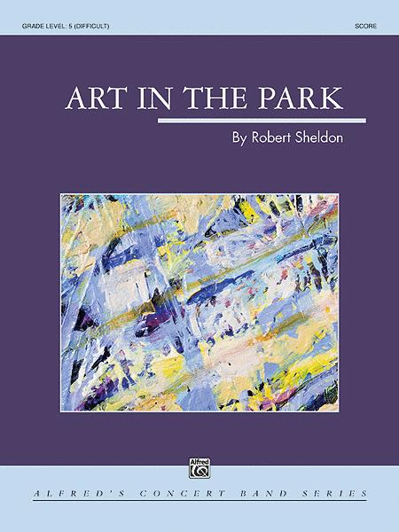 Art in the Park (Score only)