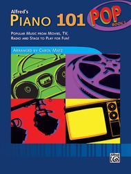 Alfred's Piano 101 Pop, Book 1