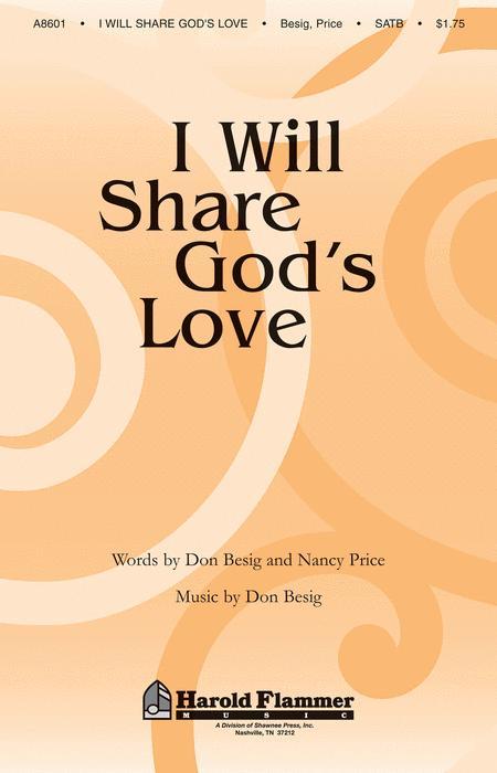 I Will Share God's Love