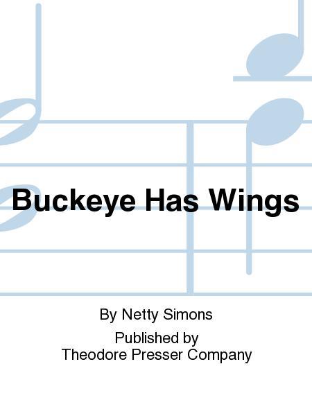 Buckeye Has Wings