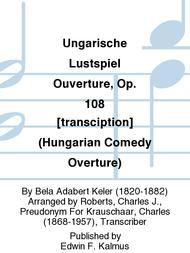 Hungarian Comedy Overture Op.108 - Piano