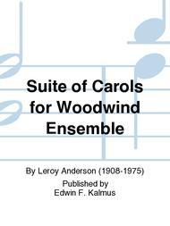 Suite of Carols for Woodwind Ensemble