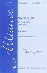 Sanctus in d minor