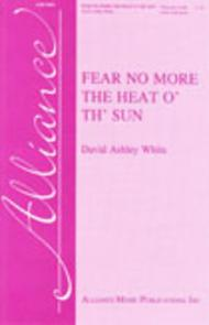 fear no more the heat of the sun
