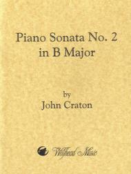 Piano Sonata No. 2 in B Major