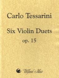 Six Violin Duets, op. 15