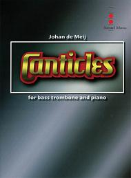 Canticles for Bass Trombone & Wind Orchestra