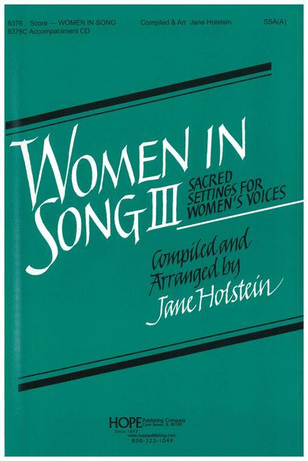 Women In Song III